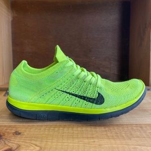 Nike Free 4.0 Flyknit Running Shoes Mens Size - 8